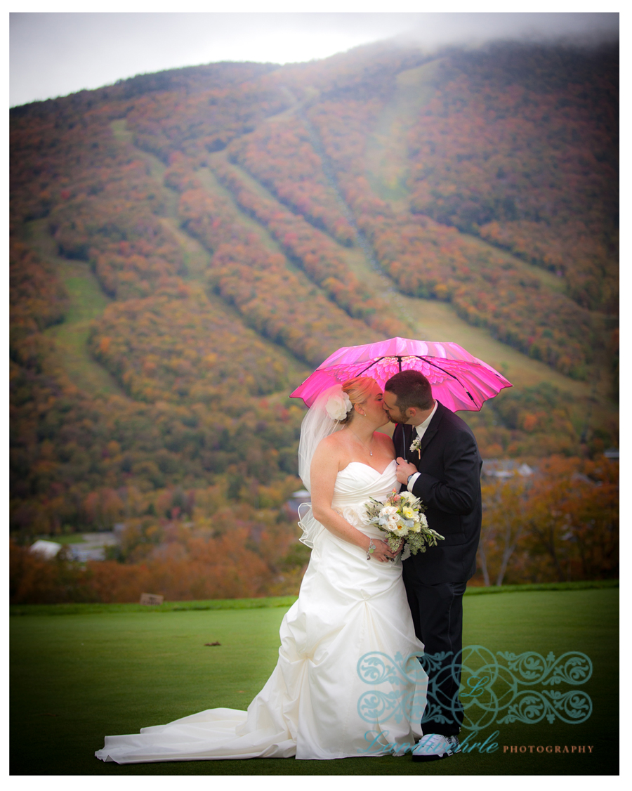 Kathleen Landwehrle Presents Devon and Scott at Stowe Mountain Lodge in  Stowe, Vermont.