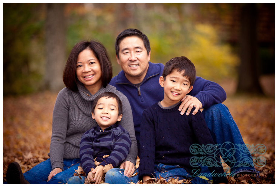 Kathleen Landwehrle Photography Presents the Hori Family Portraits