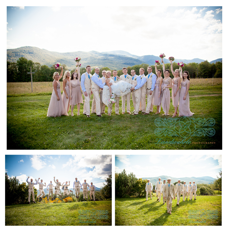 Kathleen Landwehrle Presents Sarah and Chris' Trapp Family Lodge Wedding